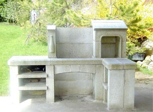 barbecues et fours. Black Bedroom Furniture Sets. Home Design Ideas